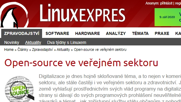 screen linuxexpres